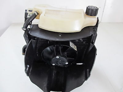 Aprillia Sport City 125Cc Radiator Fan And Expansion Bottle 09 Model