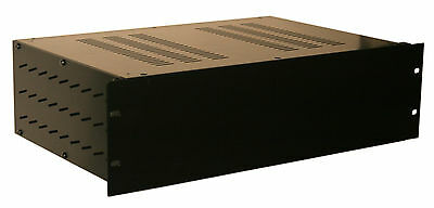 3U Rack Enclosure Chassis Network Rack Mount  Vented Case,19 inch  300mm deep