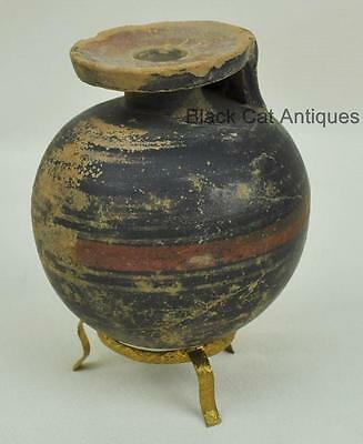 Private Collection Authentic Spartan Aryballos Flask Perfume / Oil