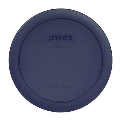 Pyrex Storage Plastic Blue Lid - Replacement Cover For 4 Cup Bowl - 7201-PC