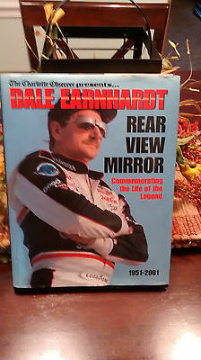 Book  Dale Earnhardt Sr Rear View Mirror Commerating The Life Of The Legend