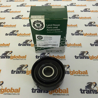 Land Rover Defender 300tdi A/C Drive Belt Pulley Tensioner - Bearmach ERR7296