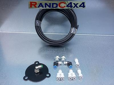 Land Rover Defender Wading Kit BLACK 200 300 TDi Engine Gearbox's Axles