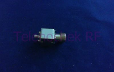 RF microwave single junction isolator 5250 MHz - 8000 MHz /  20 Watt / data
