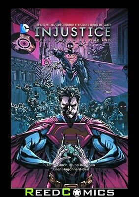 INJUSTICE GODS AMONG US YEAR TWO VOLUME 1 GRAPHIC NOVEL Paperback Collects #1-6