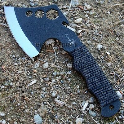 """9.5"""" FULL TANG THROWING AXE BATTLE HATCHET HUNTING CAMPING KNIFE Survival 272-U"""