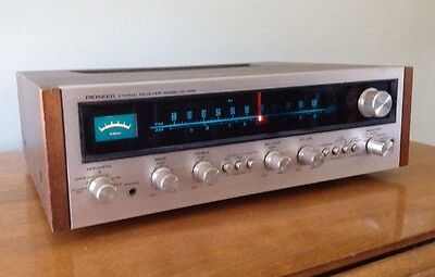 PIONEER SX-626 AM/FM Stereo Receiver MINTY