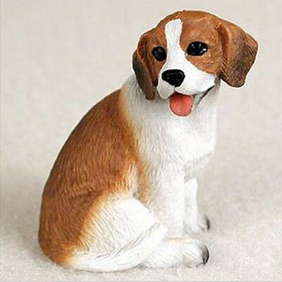 BEAGLE TINY ONES DOG Figurine Statue Pet Lovers Gift Resin
