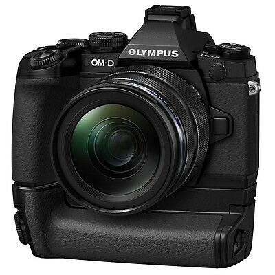 Pro Vertical Battery Grip For Olympus OM-D E-M1 OMD EM1 As Replacement Of HLD-7