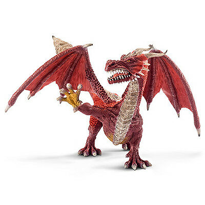 Schleich Dragon Warrior Figure NEW
