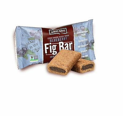 Nature's Bakery Fig Bar Variety Pack 2 oz 24 Pack Raspberry and Blueberry - New