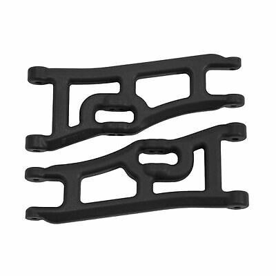 NEW RPM Wide Front A-Arms Black Rustler/Stampede 70662