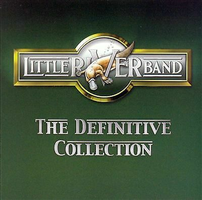 LITTLE RIVER BAND - THE DEFINITIVE COLLECTION D/Remaster CD GREATEST HITS *NEW*