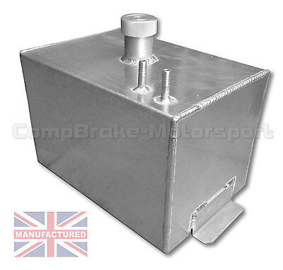 1 Gallon Square Aluminium Fuel Tank/Kitcar/rally/Motorsport CMB7855