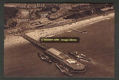 rp00386 - Paddle Steamers on Bournemouth Pier - photo 6x4