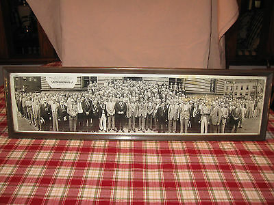 VINTAGE 1931 ODD FELLOWS PANORAMIC CONVENTION PHOTOGRAPH