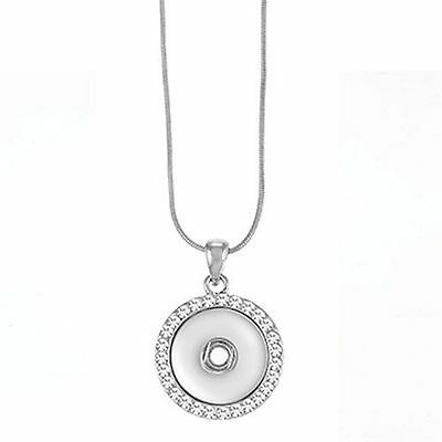 Ginger Snaps Jewelry Bling Pendant Necklace SN90-41