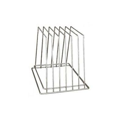 Drying Rack for Cutting / Chopping Boards, 6 Slots, Kitchen Storage