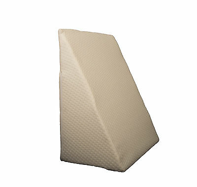 Direct Coolmax Bed Wedge Reclining Support Aid Mattress Foam
