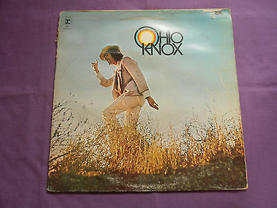 Ohio Knox - S/T LP 71 Reprise Manassas Peter Gallway Dallas Taylor country rock