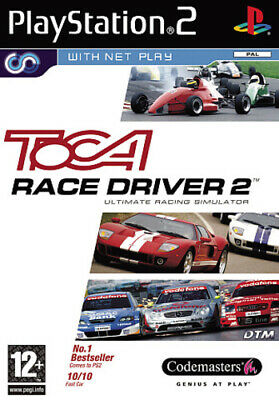 TOCA Race Driver 2: The Ultimate Racing Simulator (PS2) VideoGames