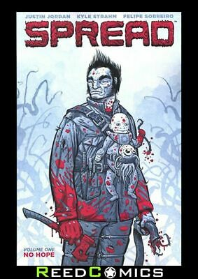 SPREAD VOLUME 1 NO HOPE GRAPHIC NOVEL New Paperback Collects Issues #1-6