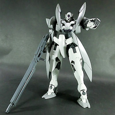 Bandai MG 1/100 GNX-603T GN-X built model kit Gundam 00 Gunpla Action Figure
