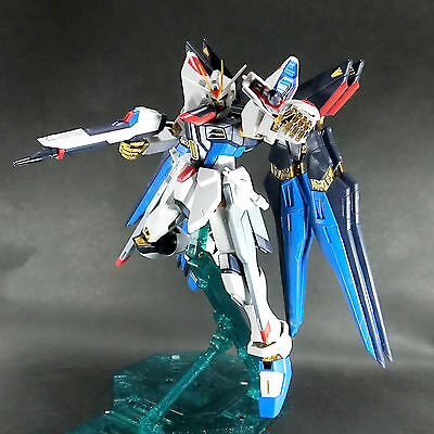 Bandai MG 1/100 Strike Freedom Gundam Full Burst built model kit SEED Gunpla