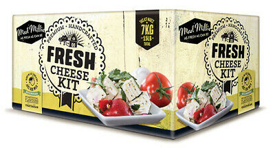 Brand New Mad Millie Fresh Cheese Kit