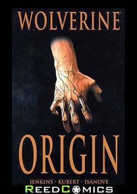 WOLVERINE ORIGIN GRAPHIC NOVEL New Paperback Collects Issues #1-6