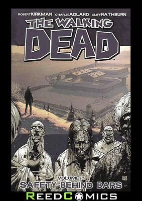 THE WALKING DEAD VOLUME 3 GRAPHIC NOVEL New Paperback Collects Issues #13-18