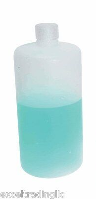Case of 24 Cole Parmer High Density Polyethylene NM 32 oz Small Mouth Bottle New