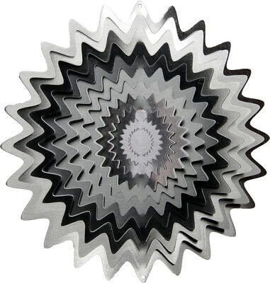 i-Spin Classic Large Splash Wind Spinner Silver
