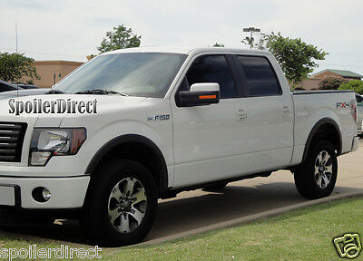 2013 F150 Fx4 >> 2009 2013 Ford F150 Fx4 Factory Style Fender Flares Matte