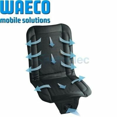 Waeco Airconditioned Comfort Car Seat Cover Cushion Front Air Fan Cooler Mcs10