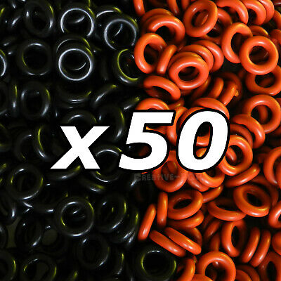 50 Fuel Injectors O-Rings Injector Service Kit Seals Ford Holden