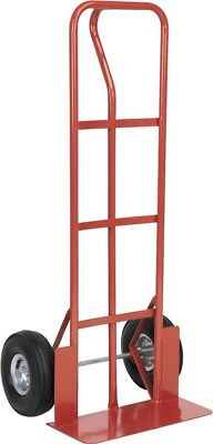 Sealey Sack Truck with Pneumatic Tyres 250kg Capacity