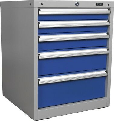 Sealey Cabinet Industrial 5 Drawer API5655B