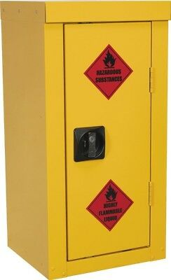 Sealey Flammables Storage Cabinet 350 x 300 x 705mm