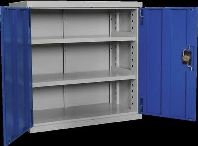 Sealey Industrial Cabinet 3 Shelf 900mm APICCOMBOH2