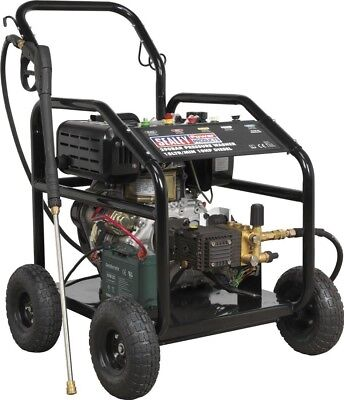 Sealey Pressure Washer 290 Bar 15 Litre/min 10HP Diesel PWDM3600