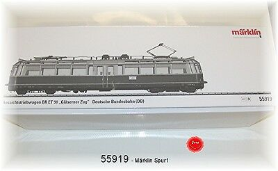 Märklin 55919 View dare drive BR ET 91 mfx Many Sound Settings# in #