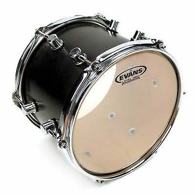 "Evans Genera G2 Clear Tom/Snare Heads - 6"" - 16"",  Free Express Delivery"