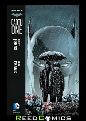 BATMAN EARTH ONE VOLUME 1 GRAPHIC NOVEL New Paperback by Geoff Johns, Gary Frank
