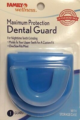 Family Wellness Maximum Protection Dental Guard