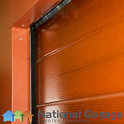 B&D Emb-A-Seal Suit Sectional Doors 2250H x 5000W - Protect Your Home With B&D!