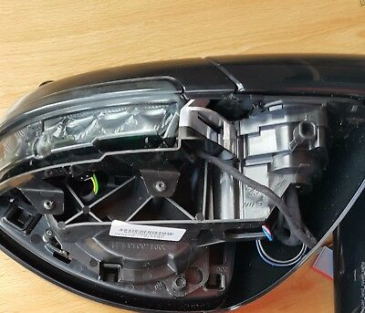 Range Rover Evoque Genuine Side Mirror 2012 power fold, puddle light,indicat O/S