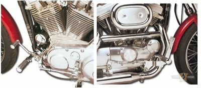Custom Chrome Forward Controls; XL'86-90 4spd  to suit Harley