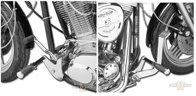 Custom Chrome FXR Forward Controls  to suit Harley