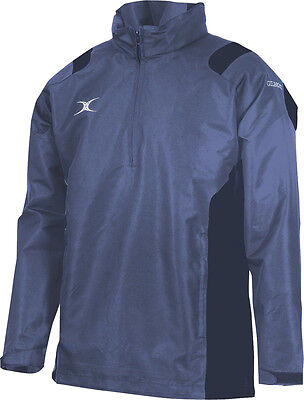 Gilbert Revolution Rugby Sport Half Zip Jacket
